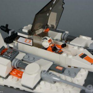 Lego Star Wars - Hoth Wampa Cave - Rèf Lego : 8089