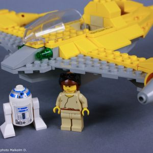 Lego Star Wars - Nabboo Fighter - Réf:7141