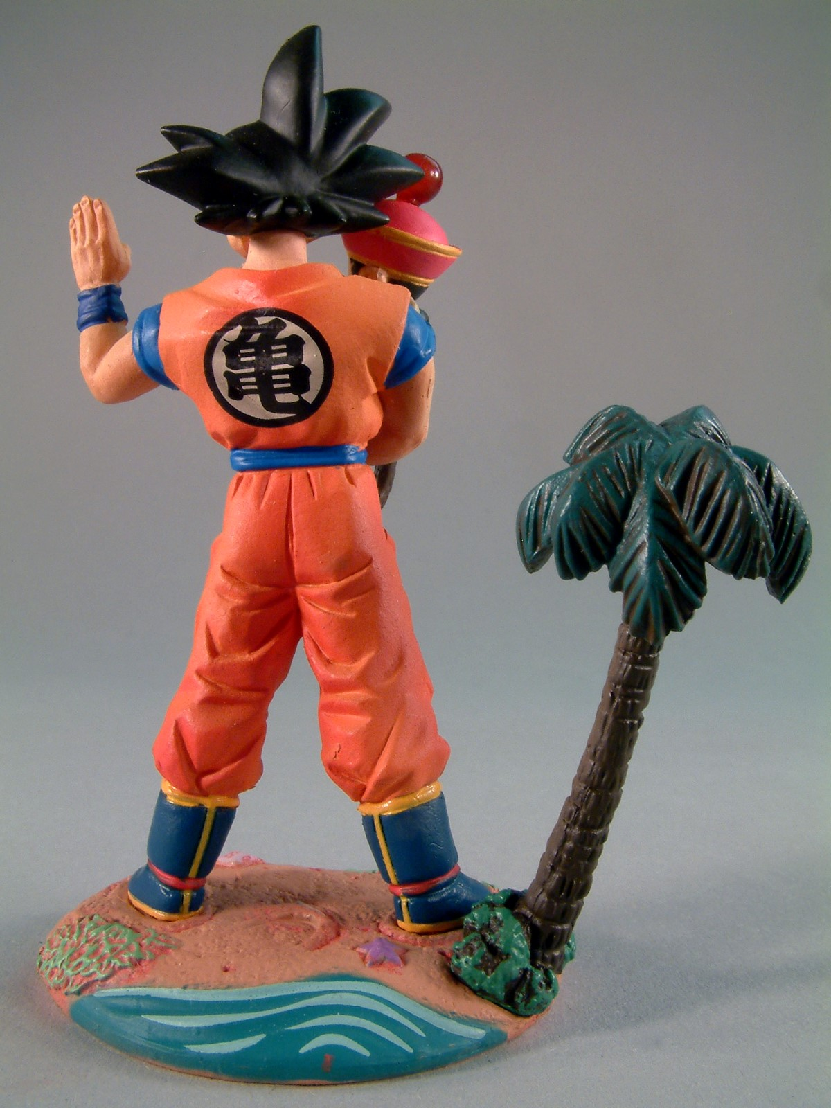 Dragon ball s rie capsule neo sayan returns collectoy - Sangoku sangohan ...