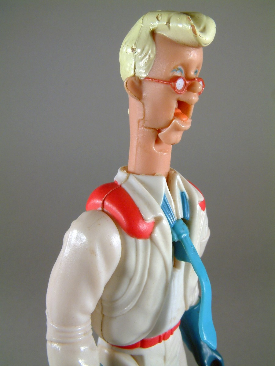 Egon Spengler - The real Ghosthbusters - Kenner