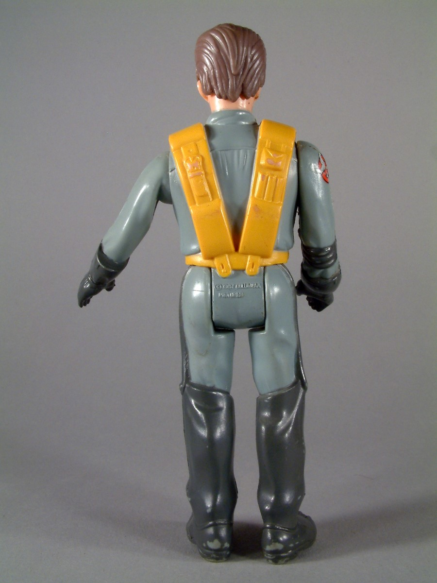 Peter Wenkman - The real Ghosthbusters - Kenner