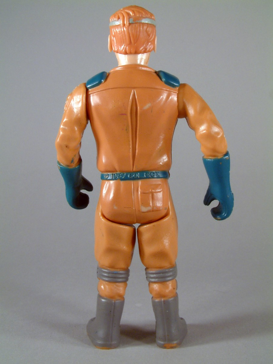 Ray Stantz - The real Ghosthbusters - Kenner