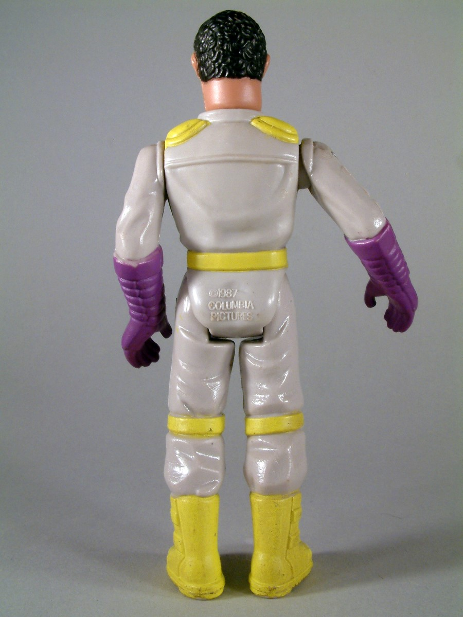 Winston Zeddmore The real Ghosthbusters - Kenner