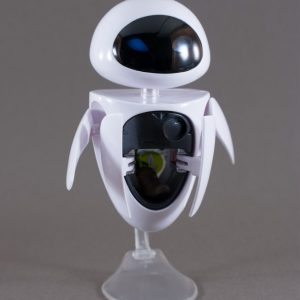 """Eve """"Search and Destroy"""" - Wall-E - Thinkway Toys - 2008"""