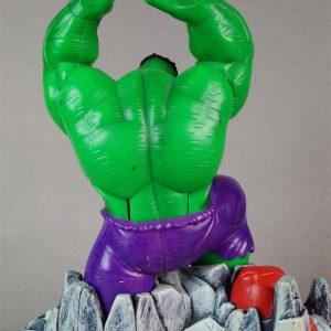Hulk - Launcher Battle Dice - Playmates toys - Marvel - 2006