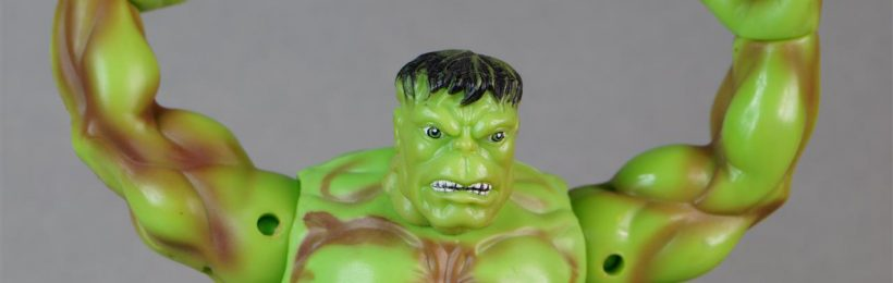Hulk - The Original Avenger - Toy Biz - Marvel - 1999