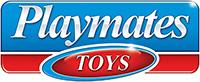 Logo Playmates Toys