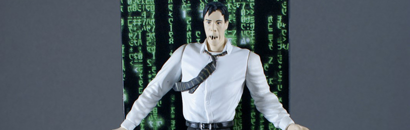 Matrix - Mr Anderson - N2-Toys - 2000
