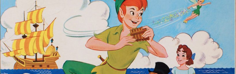 Peter Pan - Disque 33 - Face A