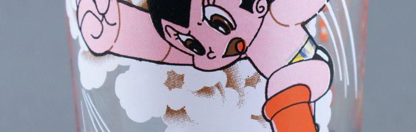 Verre à moutarde - Astro le petit rrobot - Amora - 1984