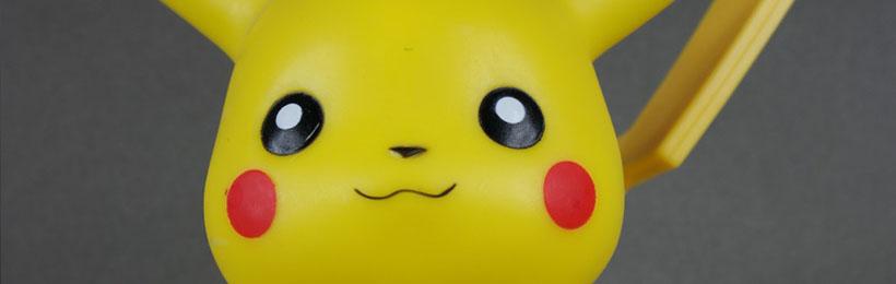 Pokémon Pikachu - Tomy - 1998