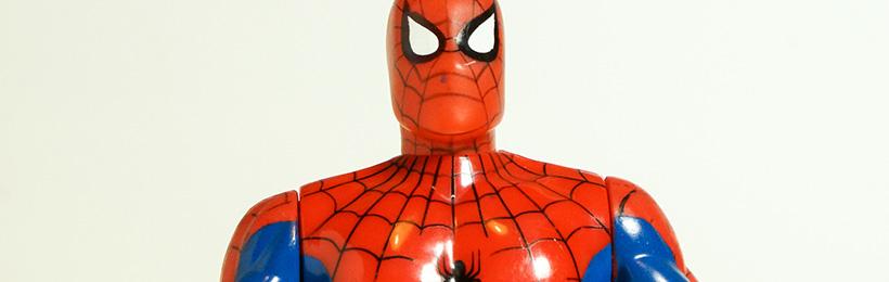 Spiderman - Marvel par Toy Biz 1994