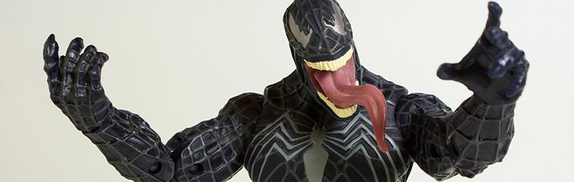 Venom - Marvel Spiderman par Hasbro 2006