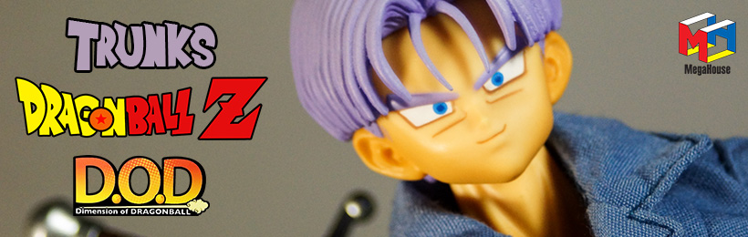 Dimension Of DragonBall - Trunks - Megahouse
