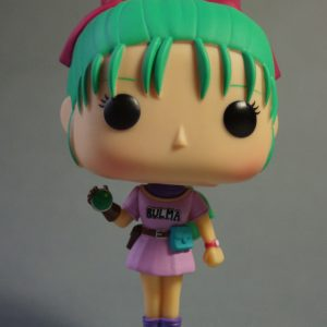 Figurine Pop! n°108 - Bulma - Dragon Ball - De face