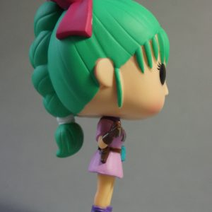 Figurine Pop! n°108 - Bulma - Dragon Ball - Profil droit