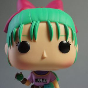 Figurine Pop! n°108 - Bulma - Dragon Ball - Détail
