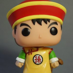 Figurine Pop! n°106 - Gohan - Dragon Ball Z - De face