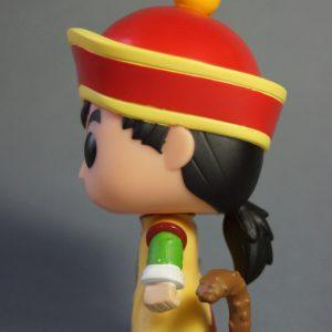 Figurine Pop! n°106 - Gohan - Dragon Ball Z - Profil gauche