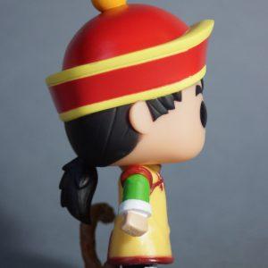 Figurine Pop! n°106 - Gohan - Dragon Ball Z - Profil droit