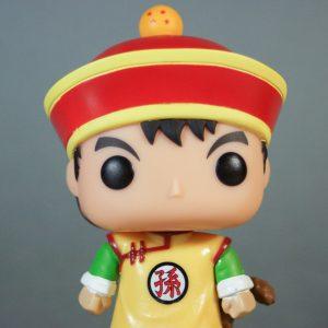Figurine Pop! n°106 - Gohan - Dragon Ball Z - Détail