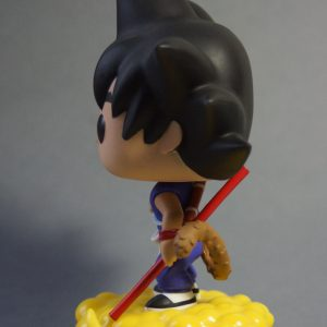 Figurine Pop! n°109 - Goku - Dragon Ball - Profil gauche