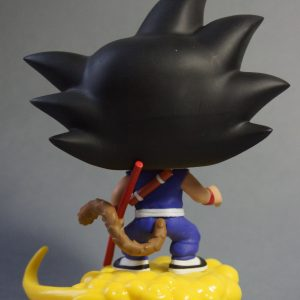 Figurine Pop! n°109 - Goku - Dragon Ball - De dos