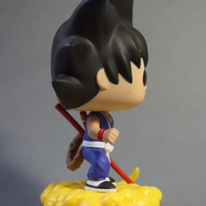 Figurine Pop! n°109 - Goku - Dragon Ball - Profil droit