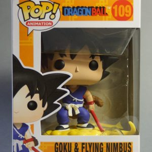 Figurine Pop! n°109 - Goku - Dragon Ball - Mint in box