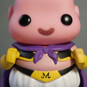 Figurine Pop! n°111 - Majin Buu - Dragon Ball Z - Détail