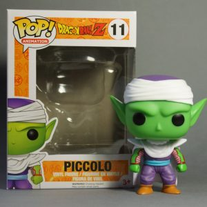 Figurine Pop! n°11 - Piccolo - Dragon Ball Z - Sortie de boîte