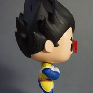 Figurine Pop! n°10 - Vegeta - Dragon Ball Z - Profil droit