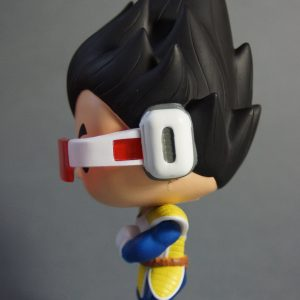 Figurine Pop! n°10 - Vegeta - Dragon Ball Z - Profil gauche