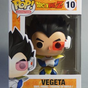 Figurine Pop! n°10 - Vegeta - Dragon Ball Z - Mint in box