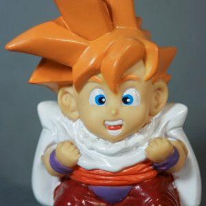 Dragon Ball Z - Super Deformed - Sangohan - Face