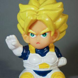 Dragon Ball Z - Super Deformed - Trunk Super Saïyan - Face