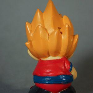 Dragon Ball Z - Super Deformed - Sangoku super Sayan - Dos