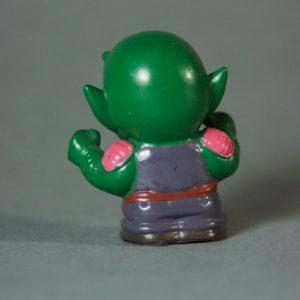Dragon Ball Z - Super Deformed - Satan Petit-Coeur - Dos