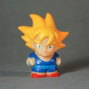 Dragon Ball Z - Super Deformed - Sangoku Super Saïyan - Face
