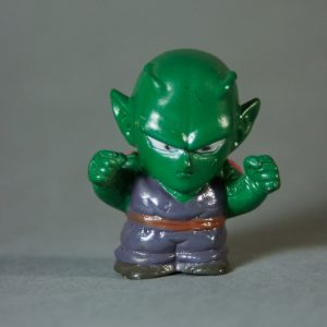Dragon Ball Z - Super Deformed - Satan Petit-Coeur - Face