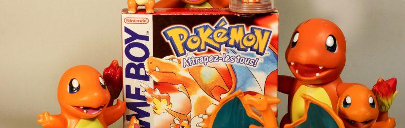 Pokémon Version Rouge sur Nintendo Game Boy